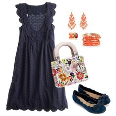 """Summer Day"" by sholdt on Polyvore"