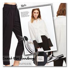 """Sweet Mini Handbags"" by svijetlana ❤ liked on Polyvore featuring Minime, polyvoreeditorial and shein"
