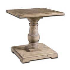 Uttermost 24252 Stratford End Table