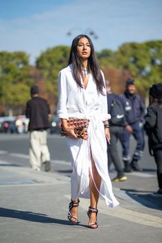50+ Paris Fashion Week Street Style Snaps To Obsess Over (because im addicted)