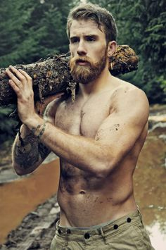 Post with 0 votes and 6628 views. Tristan Cameron Harper - Scottish model and Ice Hockey player. Hairy Men, Bearded Men, Beard Lover, Hipster Man, Awesome Beards, Hommes Sexy, Beard Tattoo, Beard No Mustache, Hair And Beard Styles