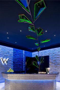 W Hotel, Istanbul, Turkey designed by architect Mahmut Anlar