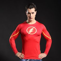 0378262c5 Long sleeve compression rash guard Classic Flash - Buy Online