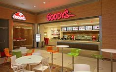 Goody's is the most popular fast food restaurant in Greece that provides quick meals, however, fast food culture is not very common.