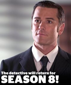 Murdoch Mysteries - Can't Wait!!!!