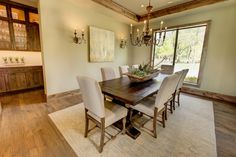 Peyton Dining Room | Shawna K Interiors