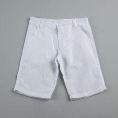 BERMUDA LINO SMIL - Pantalones para Niños de 4 a 16 Años - Mundo Kiriko