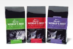 World\'s Best Cat Litter for Free (after Rebate)