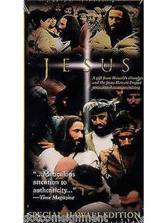 Sealed Jesus Special Hawaii Edition VHS Video Tape HI001 Brand New Condition: Brand New..... Still sealed in Original Plastic wrap. A Warner Brothers Presentation: Born in an obscure village, little i