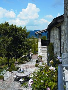 Idylle italienne - PLANETE DECO a homes world