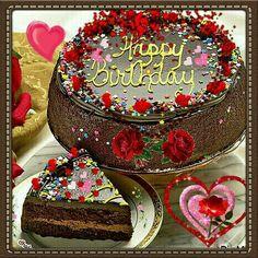 Super Happy Birthday Wishes Cake Gif Ideas Birthday Cake Quotes, Birthday Cake Gif, Happy Birthday Cake Pictures, Happy Birthday Wishes Cake, Happy Birthday Video, Happy Birthday Celebration, Birthday Blessings, Happy Birthday Messages, Happy Birthday Greetings