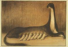 Alfred Kubin - Untitled (c. 1900)