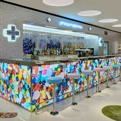 Pharmacy 2 restaurant | ELLE Decoration UK