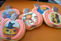 FotoPastel: Receta de galletas de mantequilla para Halloween con paso a paso