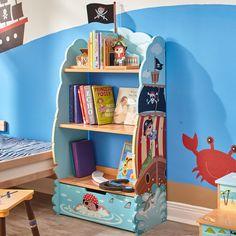 "Fantasy Fields Pirates Island 41.75"" Bookshelf"