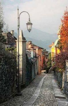 Orta San Giulio, Piemonte, Italy