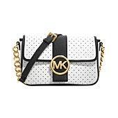 MICHAEL Michael Kors Handbag, Fulton Small Perforated Messenger Bag