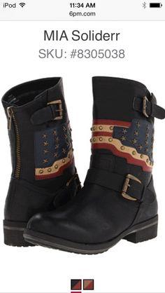 #murica #boots