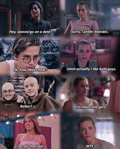 The post appeared first on Riverdale Memes. Riverdale Quotes, Bughead Riverdale, Riverdale Funny, Betty Cooper, Stupid Funny Memes, Funny Texts, Hilarious, Memes Humor, Sprouse Bros