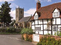 Welford on Avon Chocolate Box, Old World, Geography, Cottages, Avon, United Kingdom, Beautiful Homes, Ireland, English