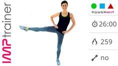 Workout Power HIIT Total Body Alta Intensità 40/30