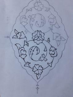 Islamic Art Pattern, Arabic Pattern, Pattern Art, Print Patterns, Kalamkari Painting, Arabesque Pattern, Persian Pattern, Font Art, Turkish Art