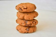 Cocoa Chocolate Chip Cookies
