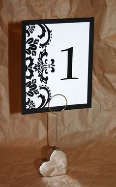 Possible table numbers... back with green instead of black.