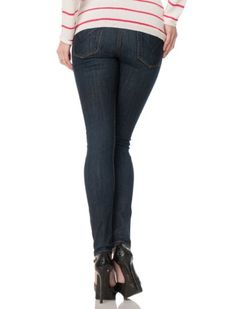 66c538f356b87 A Pea in the Pod Collection: Hudson Secret Fit Belly(r) 5 Pocket