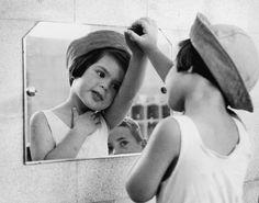 Orkin - Tirza in Mirror