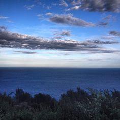 Sea vs sky