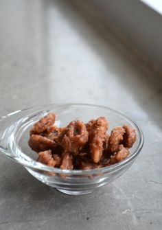 Candied sugar cinnamon toasted almonds