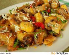 Potato Salad, Food And Drink, Vegetarian, Vegan, Chicken, Pork, Potatoes, Cooking, Sweet