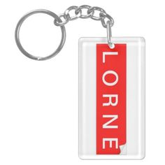 Lorne chain keychain  $11.15  by LorneProducts  - cyo customize personalize unique diy idea