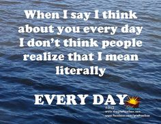 In grief when I say I think about you every day I literally mean every day   The Grief Toolbox