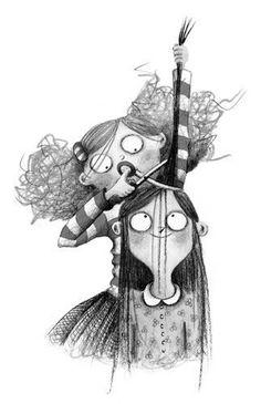 nice Children's Illustration Agency - Illustration Agency - Illustrators - Marieke Nelissen - My blog solomonhaircuts.pw