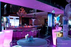 Disco-fever op trendy locatie | Club Lounge | Event Verhuur