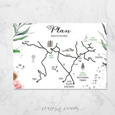 plan-mariage-illustre-feuillages-eucalyptus-happy-chantilly