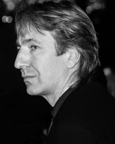 Becoming A Writer, The Legend Of Heroes, Alan Rickman, Secret Love, Severus Snape, Daddy Issues, S Man, Actors & Actresses, Beautiful Men