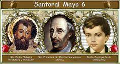 Vidas Santas: Santoral Mayo 6
