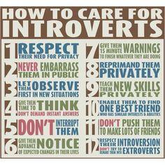 introvertade dating relationer