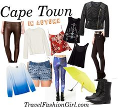 What to Wear in South Africa: Cape Town Fashion