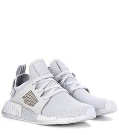 Adidas Originals Sneakers In Grey Designer Sportswear, Nmd, Cow Leather, Shoe Collection, Adidas Sneakers, Shoes Sneakers, Shoes Online, Designer Shoes, Adidas Originals