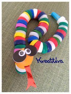 Kreattivablog: I bambini e i colori con SerpenTino