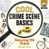 """""""Cool Crime Scene Basics"""" from @Marko Abdo Publishing Company for Grades 3-6. Readers will complete a variety of activities, from creating and analyzing maps to determining the best search pattern. When the readers are done with this investigative and intriguing title, their """"CSI"""" journal will be full of problem-solving information, and they'll be thinking like real investigators! $"""