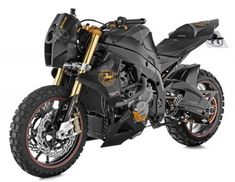 "BMW S1000RR ""Mad Max"" by Wunderlich"