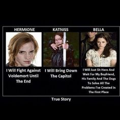 Harry Potter   The Hunger Games   Twilight