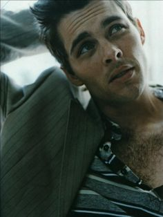 umm... hot man chest hair. I wantmy hands in it stat.