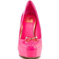 DV by Dolce Vita   Bunny - Hot Pink Patent #gelatokisses #raspberry