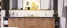 Dans la salle de bains, les meubles suspendus ont le vent en poupe. Esthétiques et design, ils permettent également d'optimiser l'aménagement de la pièce : un vrai bon point. Zoom sur 12 meubles suspendus aériens et légers...